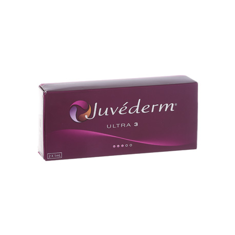 Juvederm Ultra 3 with Lidocaine