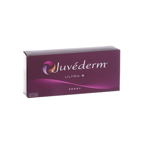 Juvederm Ultra 4 with Lidocaine