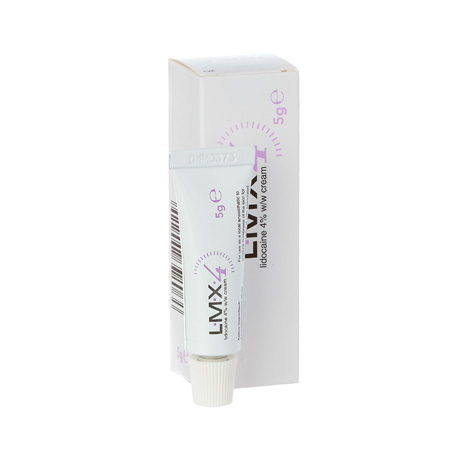 LMX4 Topical Anaesthetic 4% Lidocaine Cream